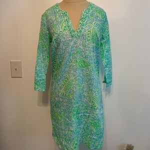 Lilly Pulitzer Tunic Cover Up